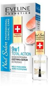 Eveline Nail Salon Lakier odżywka 9w1 Serum 12ml