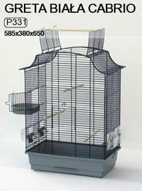 Inter-Zoo Klatka dla Ptaków Greta Cabrio