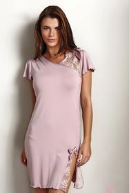 Luisa Moretti Bambusowa koszula nocna damska ZARA S Stary róż LM_2013