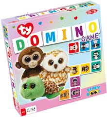 Tactic Ty Beanie Boos Domino