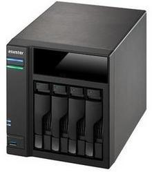 Asustor Serwer plików NAS 4-dyskowy AS6104T sieciowy AS6104T