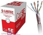 Opinie o ALANTEC Kabel kat.5e F/UTP PVC 4PR 305m Q-LANTEC