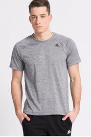 Adidas Performance - T-shirt BK0933 szary