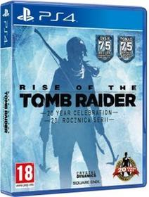 Rise of the Tomb Raider 20. Rocznica VR PS4