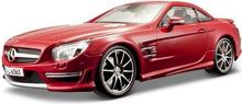 Maisto Mercedes Benz SL 63 AMG Hard Top 36199