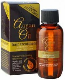 ARGAN OIL Leczniczy Olejek arganowy do włosów 50ml