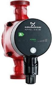 Grundfos ALPHA2 L 25-40 180 Energooszczędna pompa 95047562