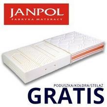 Janpol Piano Materac lateksowy 120x190