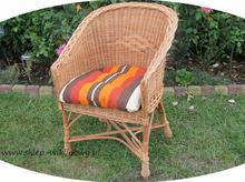 Fotel z poduszką 06