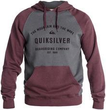 Quiksilver Bluza Ragla QYFT00048-RSHH szary