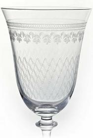 Bohemia Kieliszki zdobione Angela - Lady Hamilton 350 ml Crystalex