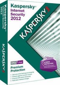 Kaspersky Internet Security 2012 (5 stan. / 1 rok) - Nowa licencja
