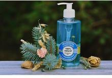 Yaka Organiczny Szampon do Wzmocnienia Włosów z Olejem Lnianym, 100% Naturalny B