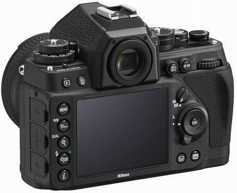 Nikon DF body czarny