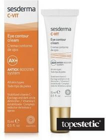 SesDerma C-VIT Eye Contour Cream Krem pod oczy 15 ml