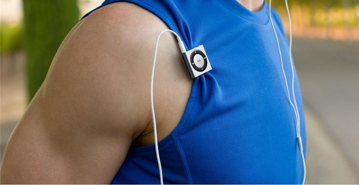 Apple iPod Shuffle ( 7 generacja ) 2GB