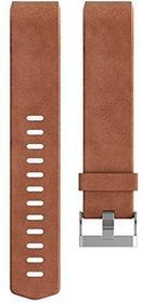 Fitbit Charge 2 Classic pasek na akcesoria, brązowy, L FB160LBBRL