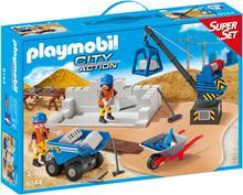 Playmobil Plac budowy 6144