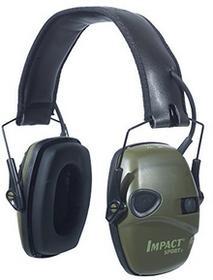 Howard Leight Impact Sport aktywne ochronniki słuchu, idealne dla myśliwych, SNR 25 R-01526