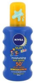 Nivea Sun Kids Coloured Sun Spray SPF50+ 200ml U Opalanie 73110