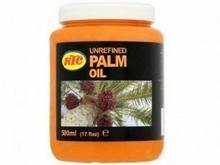 KTC Olej Palmowy 100% Palm Oil Bezzapachowy 500ml