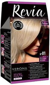 Verona Revia 001 platynowy blond