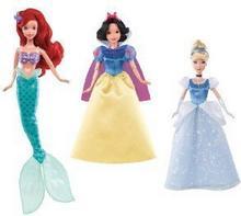 Mattel Klasyka Księżniczki Disneya (z asortymentem) BDJ26