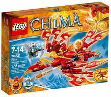 LEGO Chima Pojazd Flinxa 70221