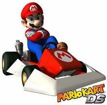 Mario Kart DS NDS