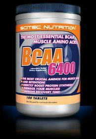 Scitec BCAA 6400 125 tab