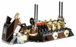LEGO Star Wars Battle Droid Carrier 7126