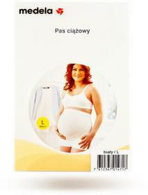 Medela Pas ciążowy - rozmiar L, kolor biały