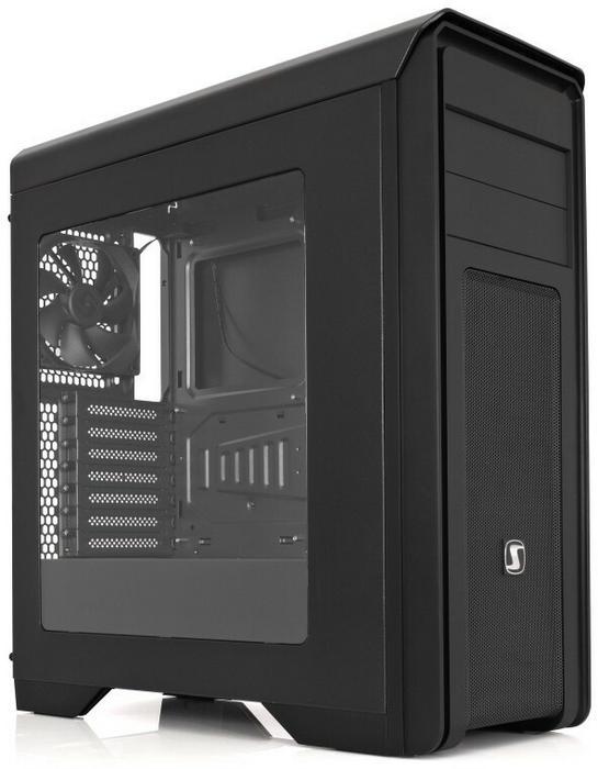 SilentiumPC Gladius M35W Pure Black