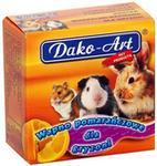 Dako-Art Wapno pomarańczowe dla gryzoni 1szt