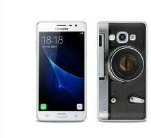 Etuo.pl Fantastic Case - Samsung Galaxy J3 (2017) - etui na telefon Fantastic Case - stary aparat ETSM456FNTCFC147000