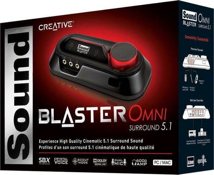 Creative Sound Blaster Omni