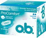 Opinie o O.B tampony Tampony ProComfort Light Days 56 szt