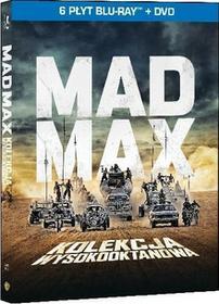 Mad Max Kolekcja wysokooktanowa Blu-ray) George Miller