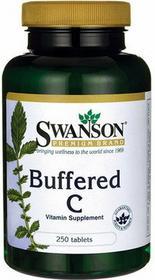 SWANSON Buforowana Witamina C 500 mg 250 szt.