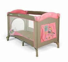 Milly Mally łóżeczka drewniane / Kojec MIRAGE NEW pink cow