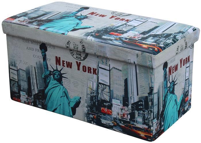 Halmar Pufa Moly XL New York