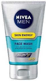 Nivea MEN Żel do mycia twarzy Skin Energy 100ml