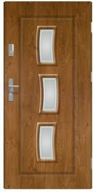 O.K. Doors Drzwi zewnętrzne Stars 90 prawe winchester