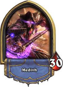 Hearthstone Heroes of Warcraft bohater Medivh cd-key