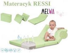 Matex dziecięcy RESSI materacyk składany 120x60 (ressi)
