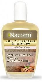 Nacomi olej ze słodkich migdałów 50ml