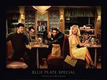 Pyramid Posters Presley, Monroe, Dean (Chris Consani) - reprodukcja PPR40150