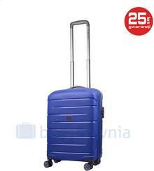 Roncato Mała kabinowa walizka Starlight 2.0 3403-53 Niebieska - niebieski