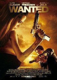 Wanted: Ścigani [DVD]