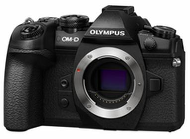 OlympusOM-D E-M1 mark II body czarny